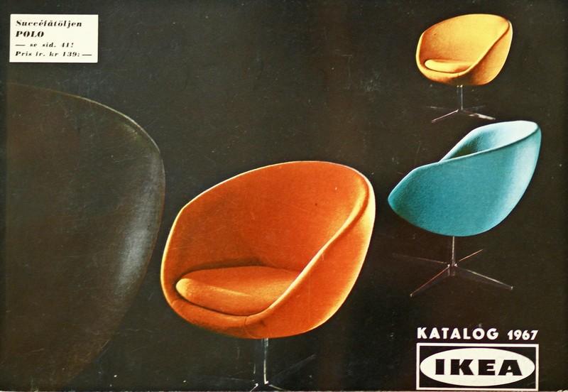 Een catalogus uit 1967