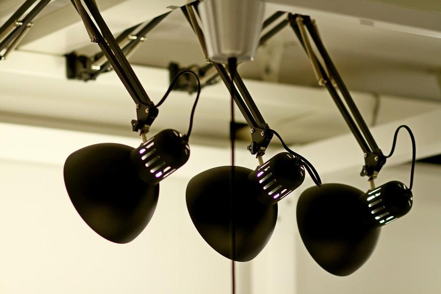 IKEA museum lampen