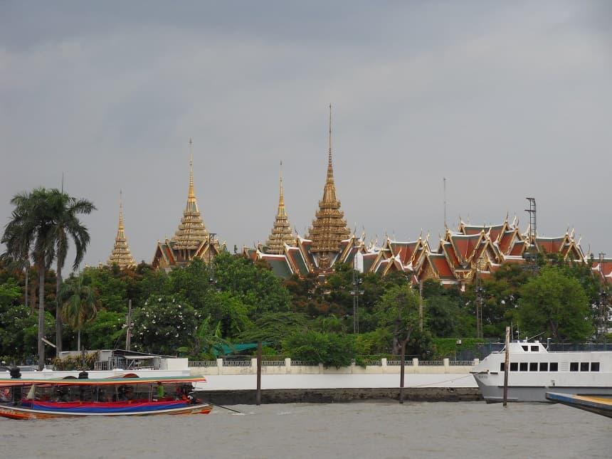 Boottochtje Chao Phraya
