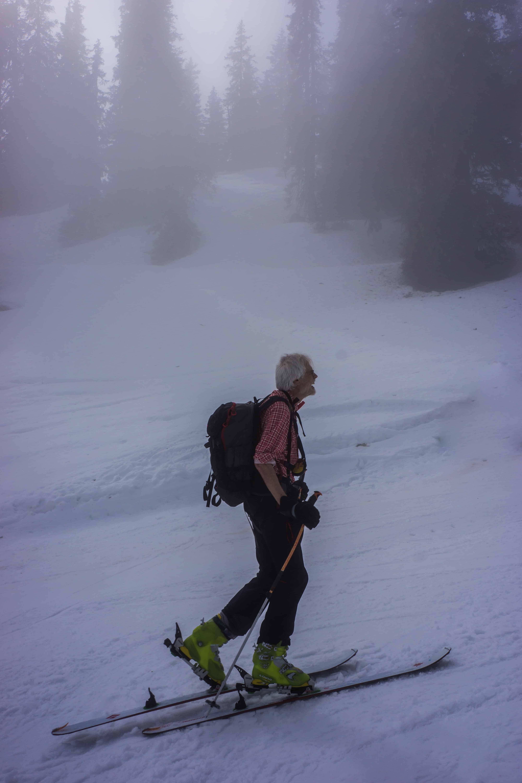 Toerskiën, ook wel ski-alpinisme of ski mountaineering, is een vorm van skiën waarbij geen gebruik wordt gemaakt van skiliften