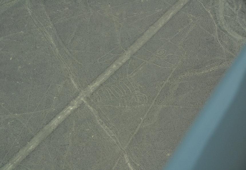 Nazcalijnen Peru