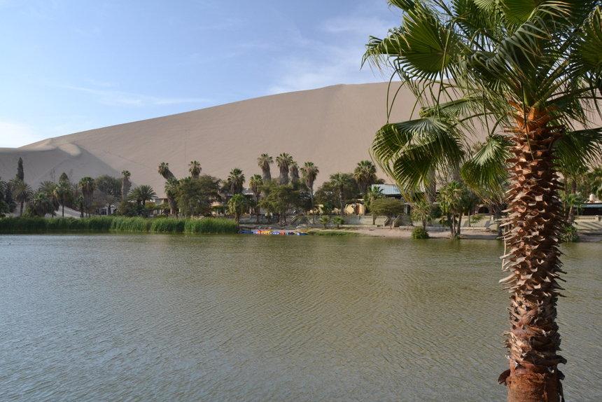 oase van Huacachina