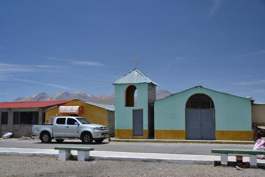 Arequipa uit