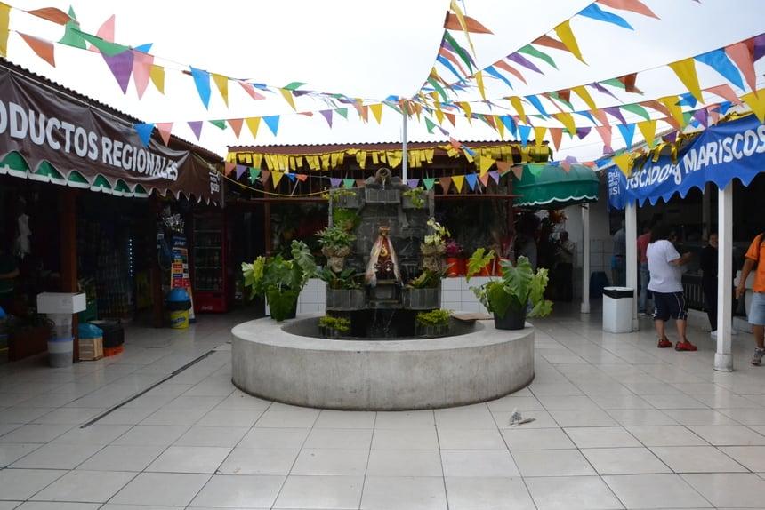 Fruitmarkt Lima