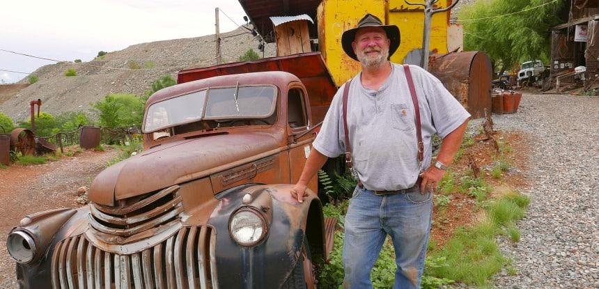 Outlaws vind je nog overal in het oude westen.