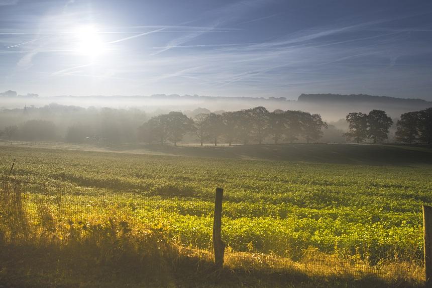 Het prachtige en veelzijdige landschap van Zuid-Limburg