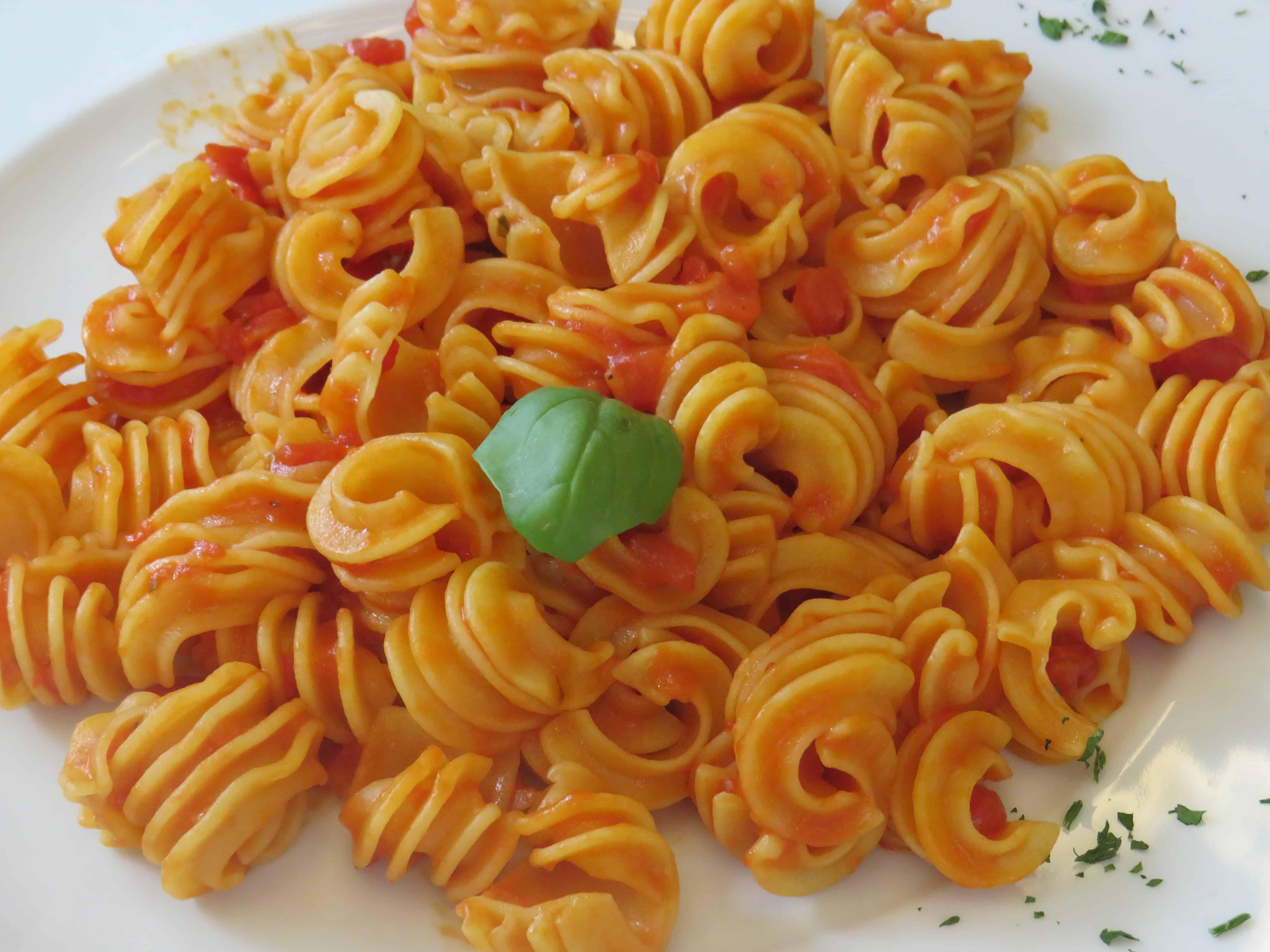 Trentino pasta