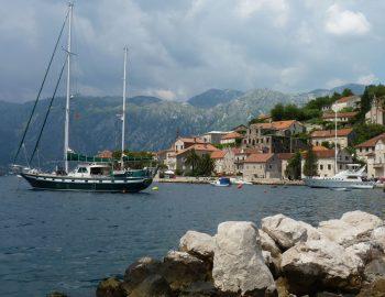 3 dagen Montenegro: de baai van Kotor