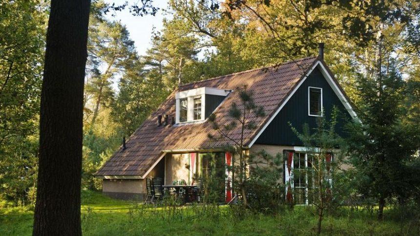Een bungalow op bungalowpark Landal Coldenhove