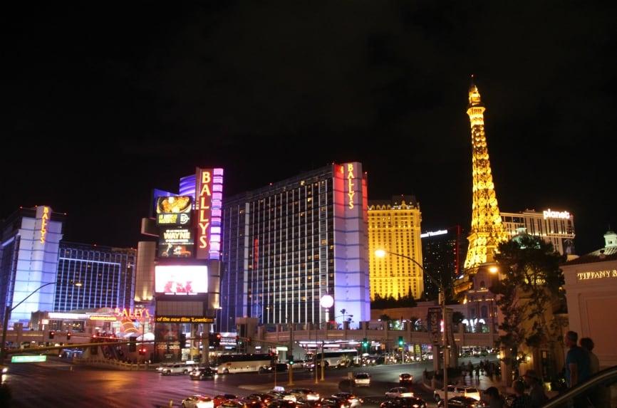 Las Vegas, het speelparadijs voor volwassenen