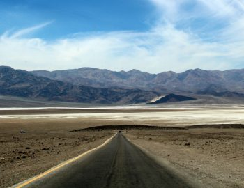 De highlights van Death Valley in één dag