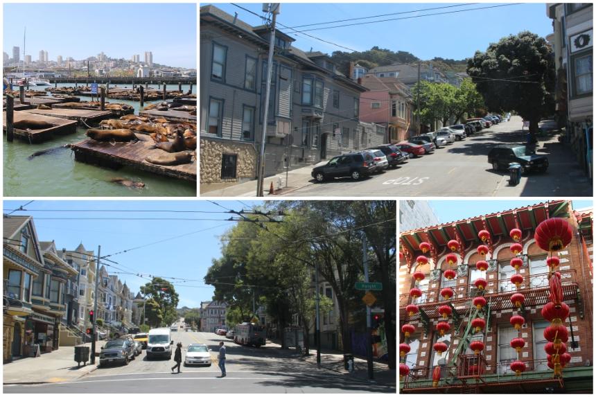 Rondreis Zuidwest-Amerika San Francisco