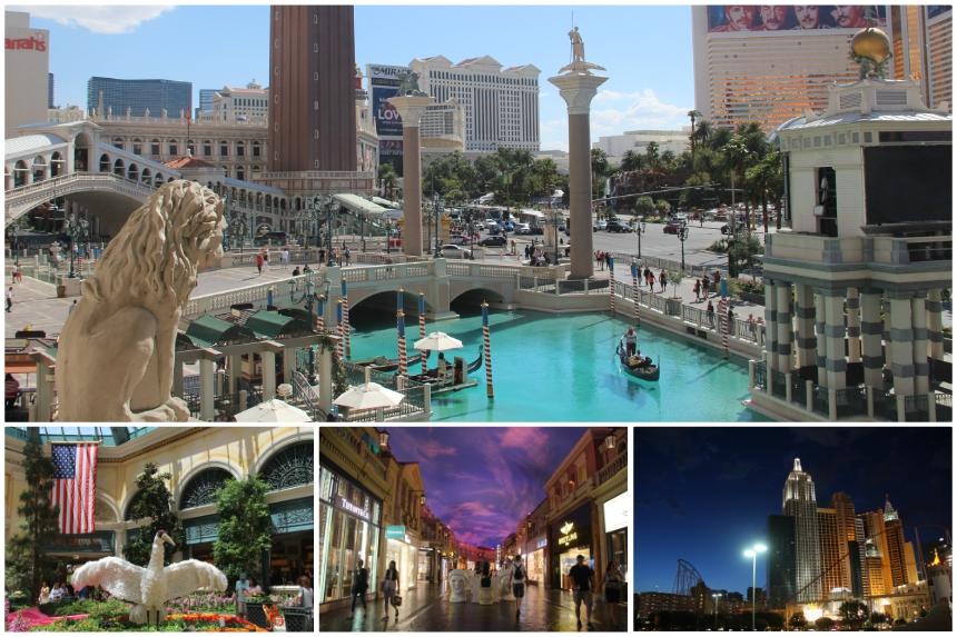 Las Vegas is een leuke stop tijdens je rondreis Amerika