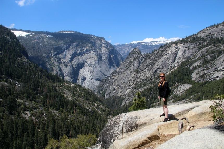 Wandelen in Yosemite National Park - foto's en tekst door Sascha van Zonsbeek