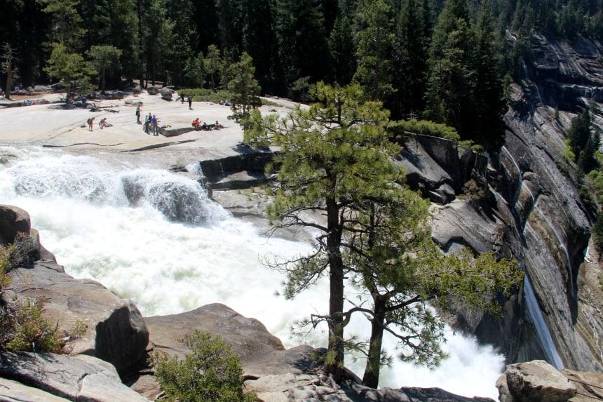 Wandelen in Zuidwest-Amerika, Yosemite National Park