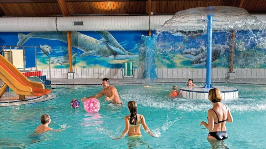 Zwembad op Landal Coldenhove