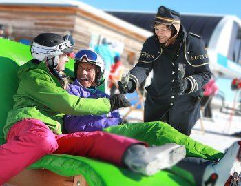 Butlers op de pistes: vakantie vieren als een VIP
