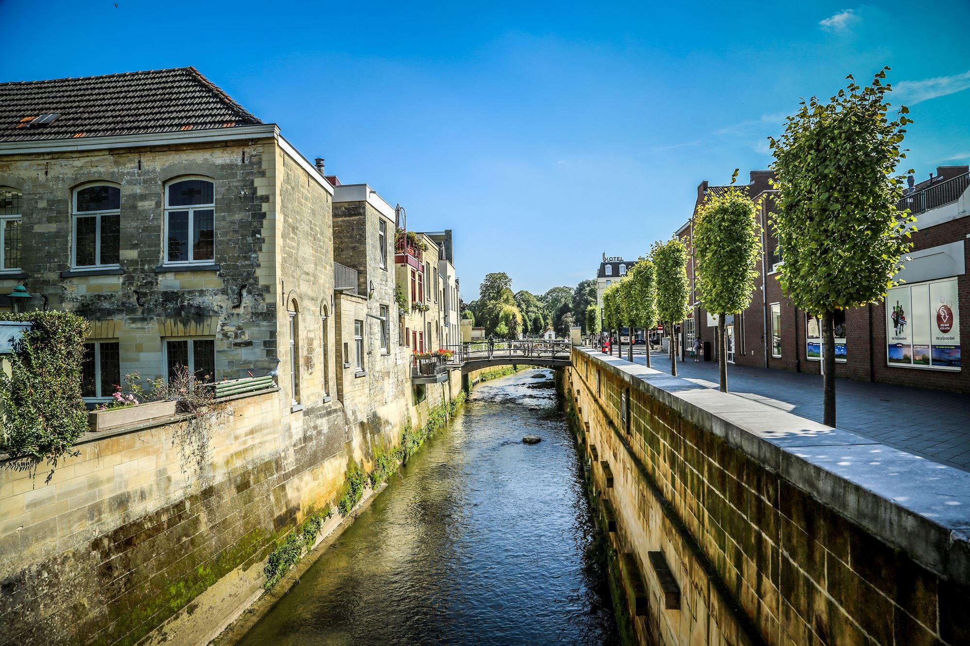 Het toeristische hart van Limburg