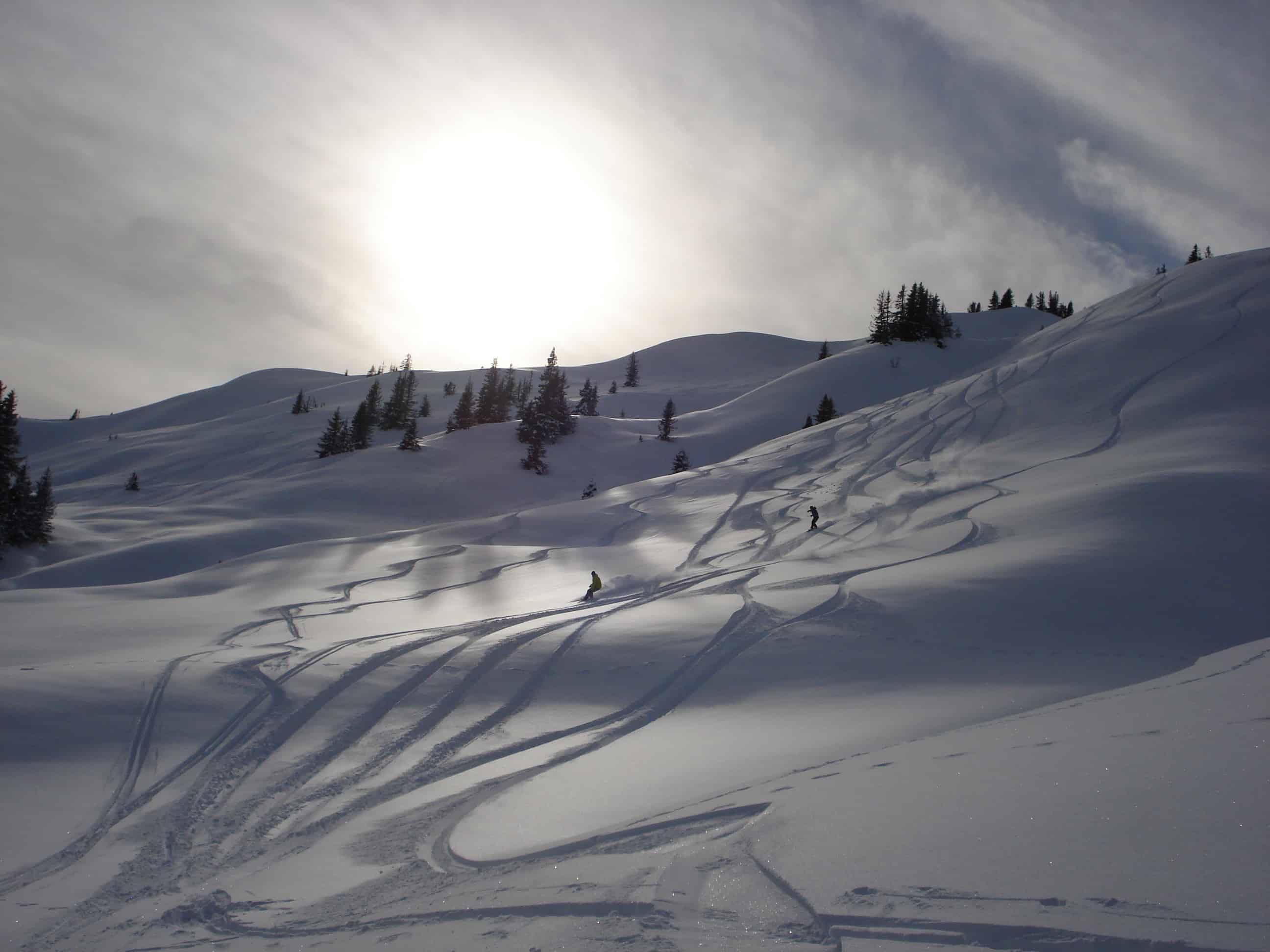 Hochkönig, een skigebied met sneeuwzekerheid