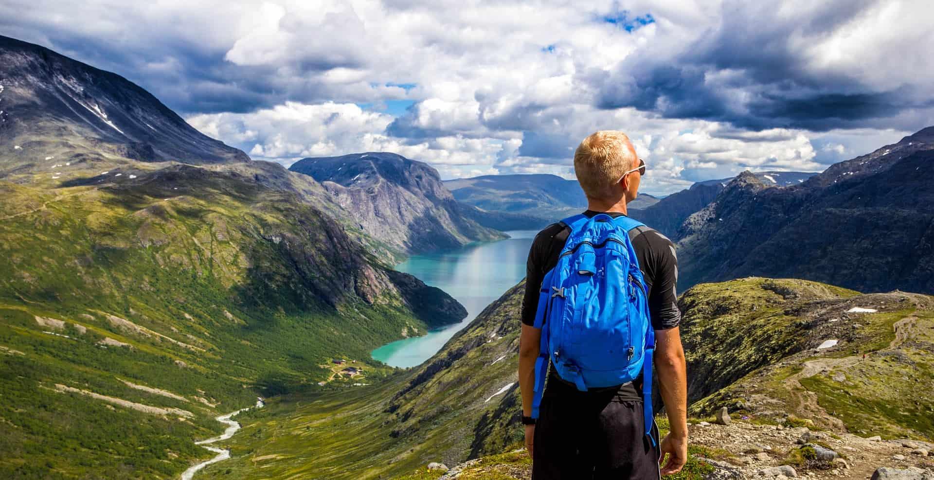 Actieve vakanties zijn hot in 2018- zowel natuur als cultuur.