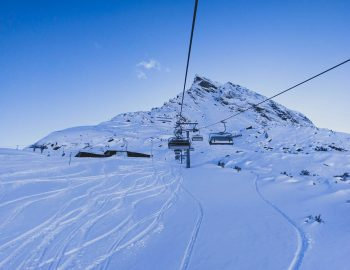 Een weekend wintersporten in Ischgl