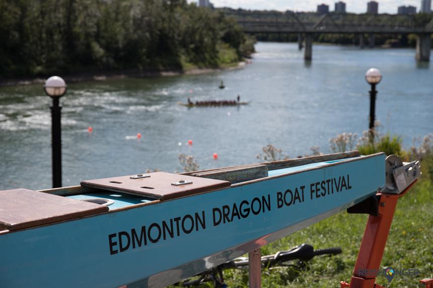 Edmonton Dragon Boat Festival