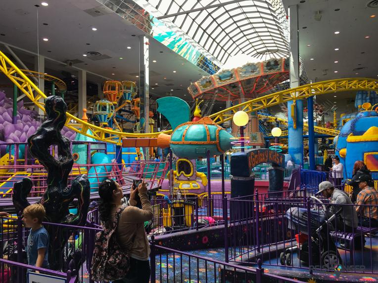 Galaxyland West Edmonton Mall
