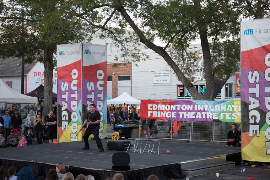 Straattheater Edmonton