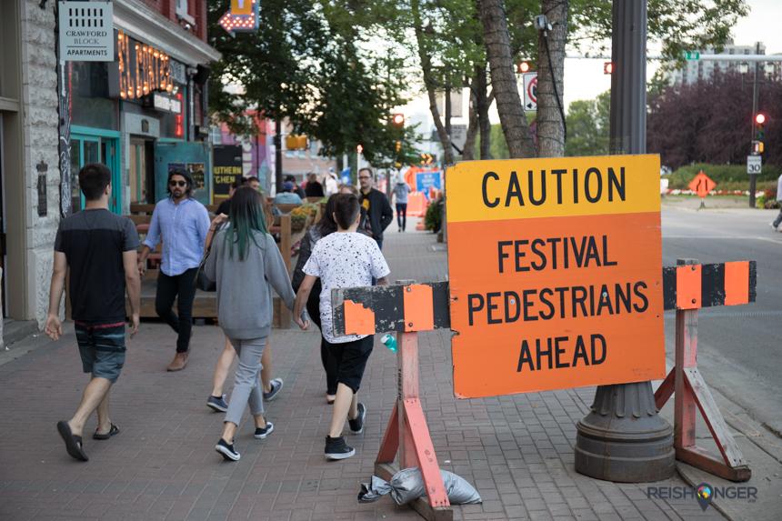 Festivalstad Edmonton