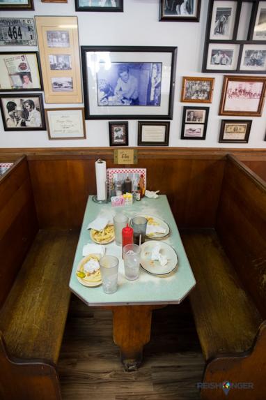 de speciale Elvis booth