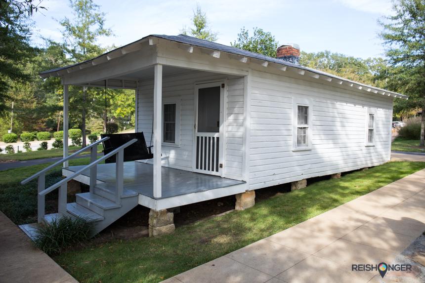 Geboortehuis Elvis Presley in Tupelo