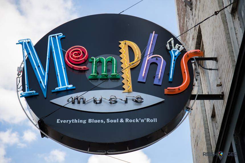Memphis muziekstad