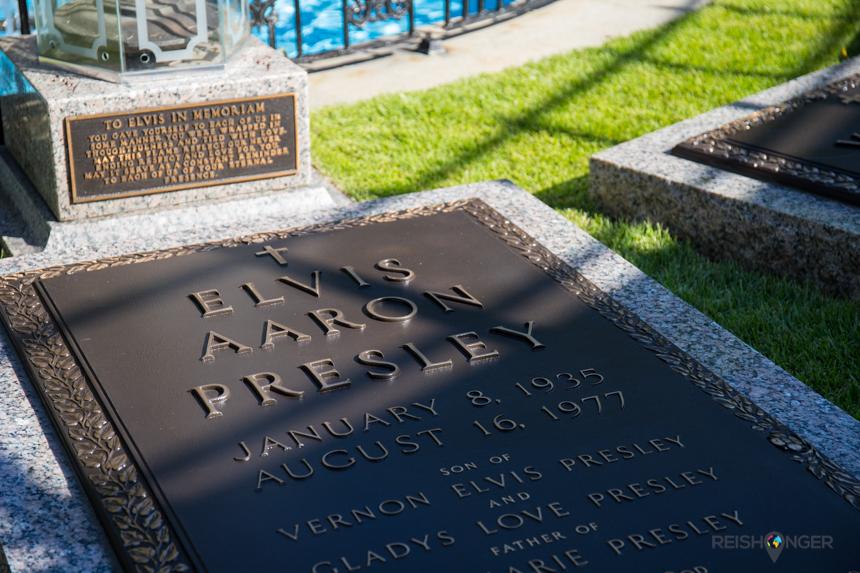 Elvis Aaron Presley Graceland