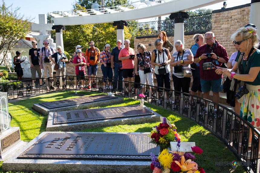 het graf van Elvis