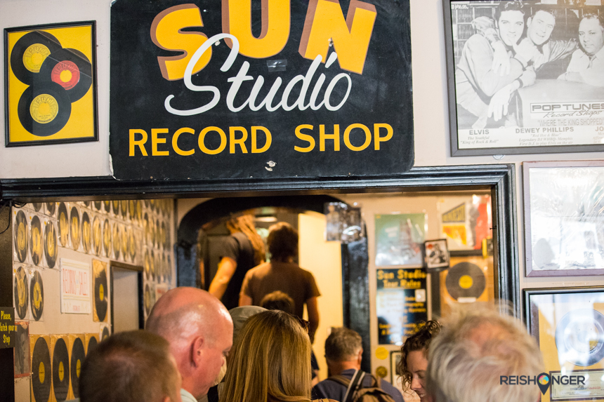 Rondleiding Sun Records