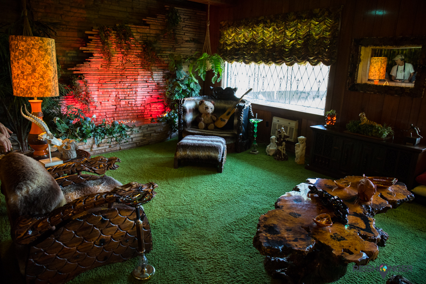 Jungle room Graceland