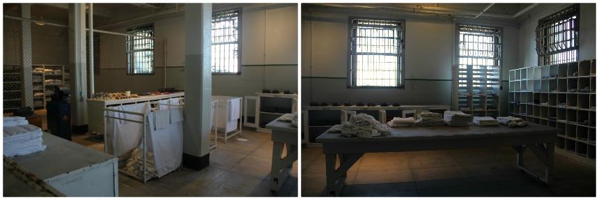 Een kijkje in het leven van de gevangenen in Alcatraz