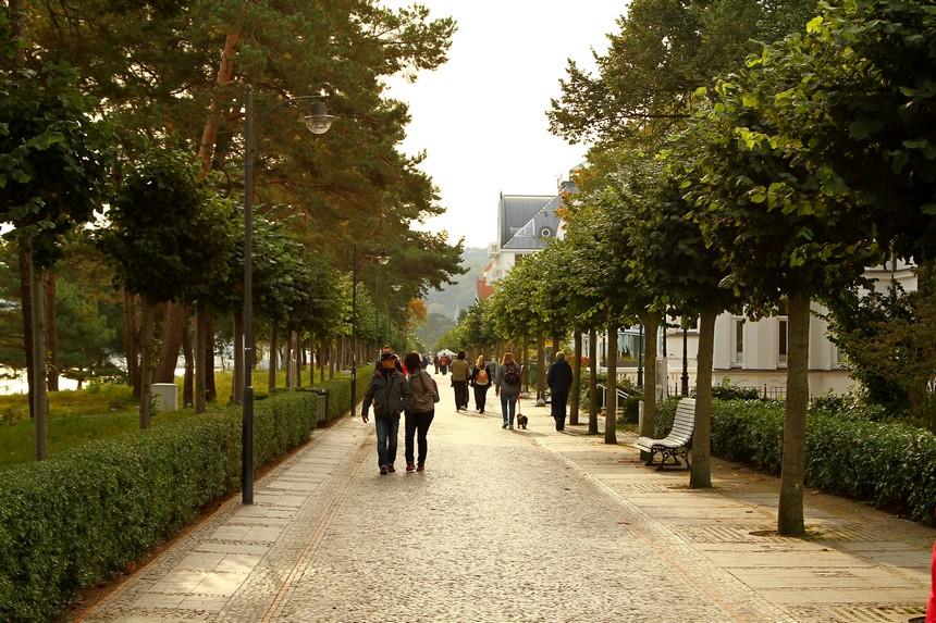 boulevard van Binz