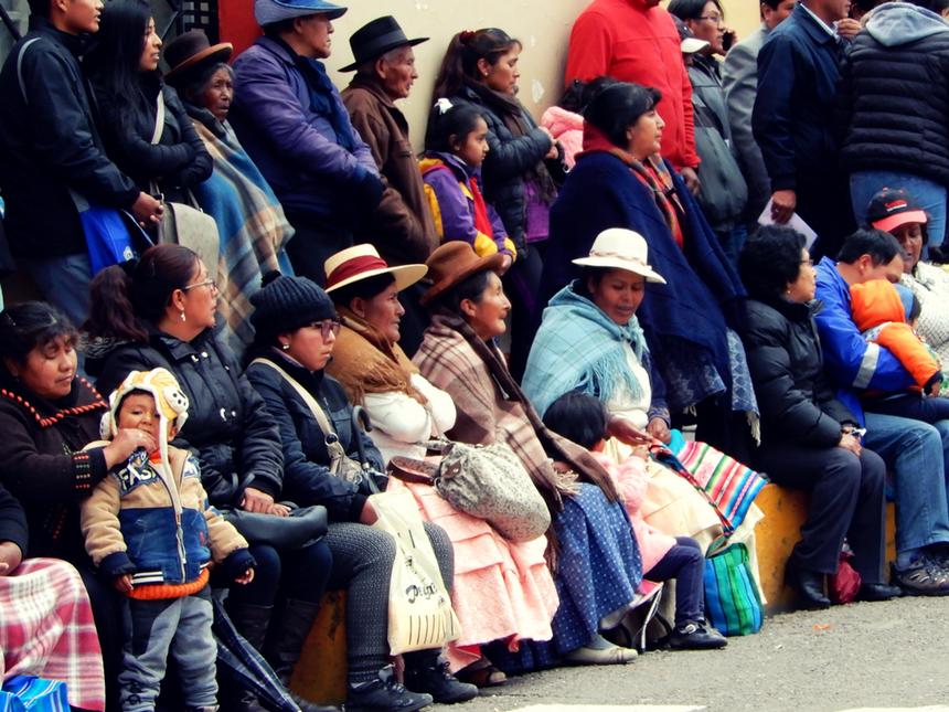 Het volk van Peru