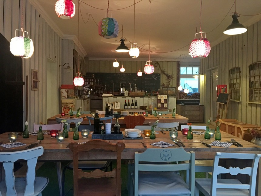 sterrenrestaurant Freustil in Binz