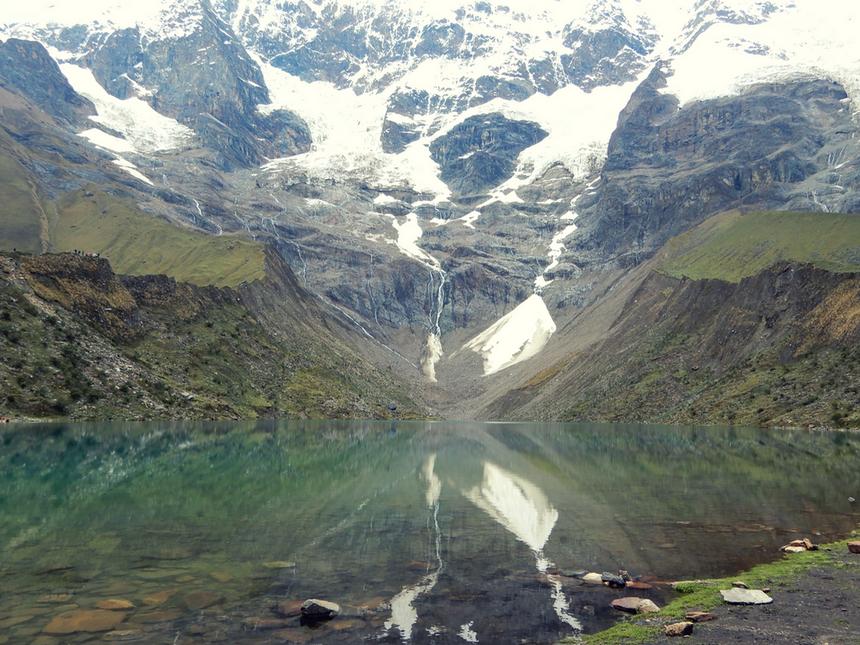 Lake Humantay Peru