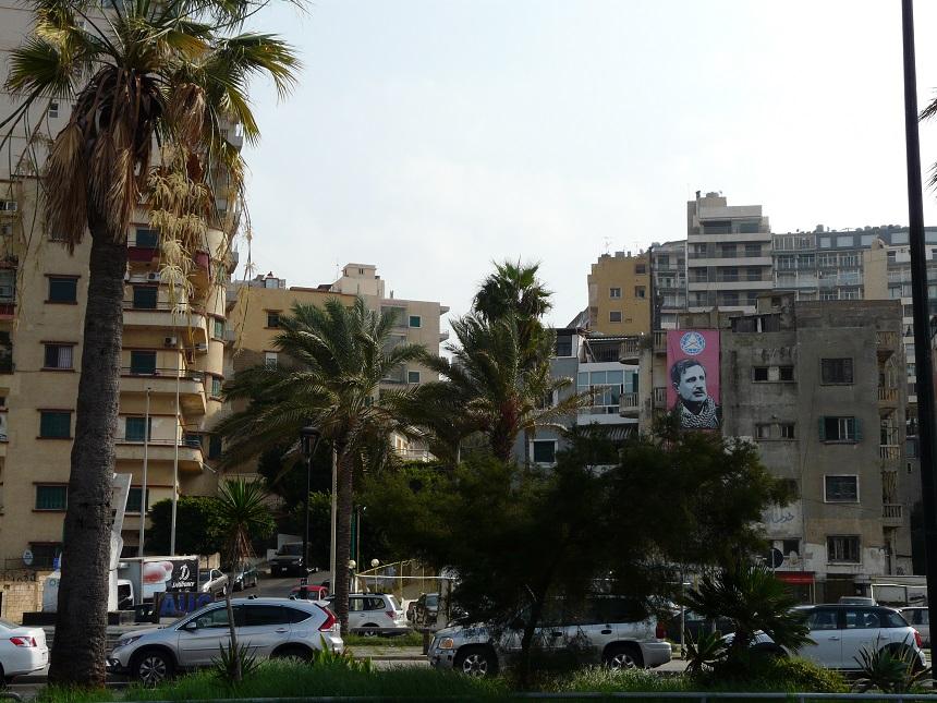 Mediterrane vibes in Beiroet