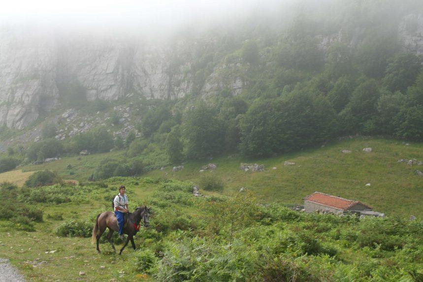 wandelgebied natuurpark Saja-Besaya
