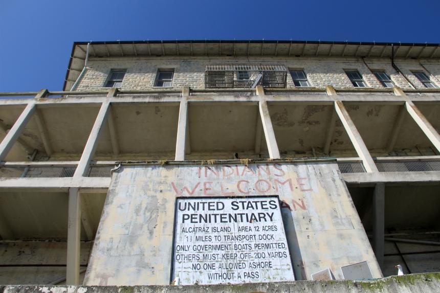Gevangeniseiland Alcatraz: een bezoek voelt alsof je terug in de tijd stapt
