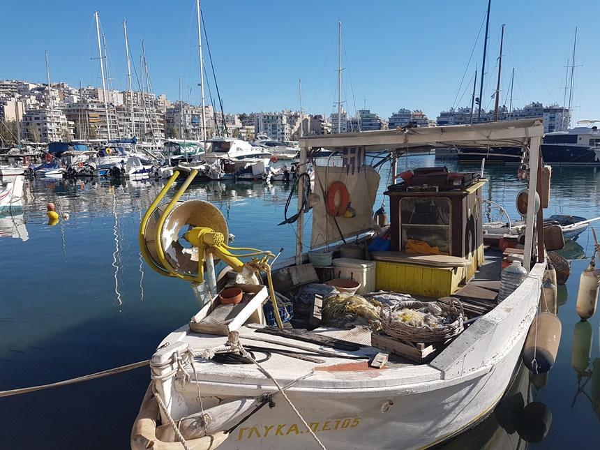 Athene Piraeus winter haven