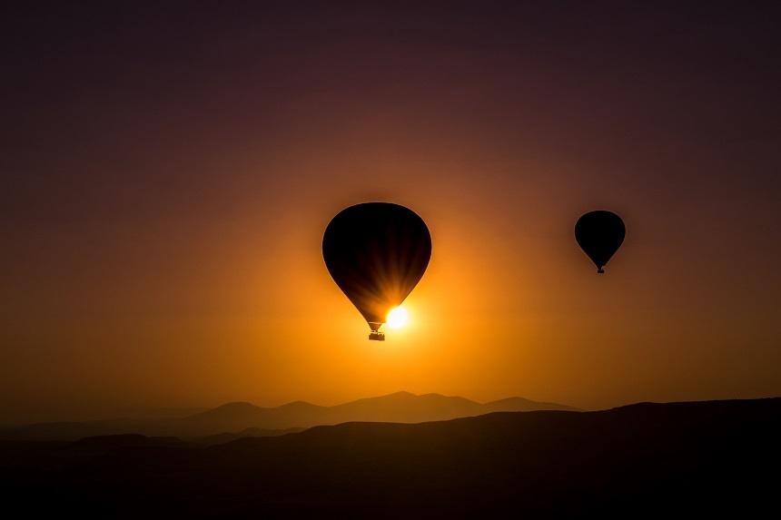 ballonvaart turkije