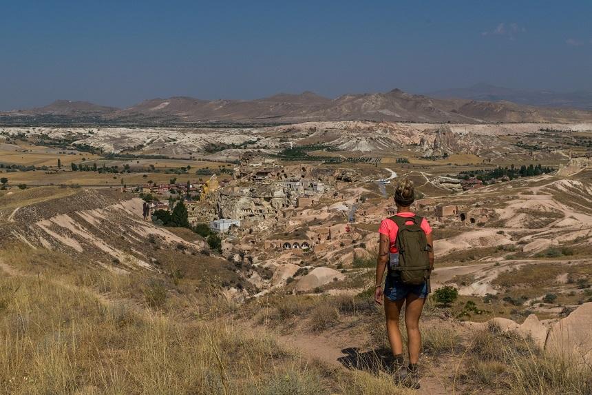 hike cappadocie