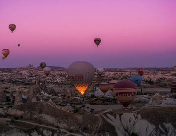 Cappadocië – het hotste Instagram plaatje