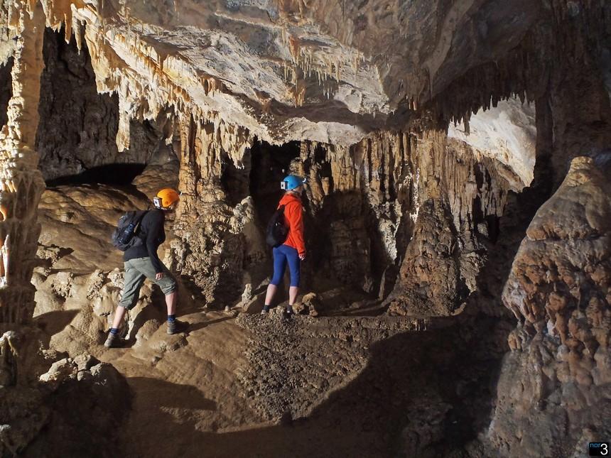 Cantabrië is een reus in de grottenwereld