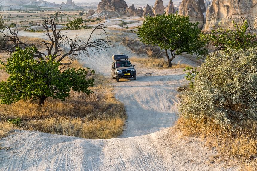 offroad cappadocie